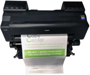 Canon PRO4000S Grootformaatprinter formaat A0